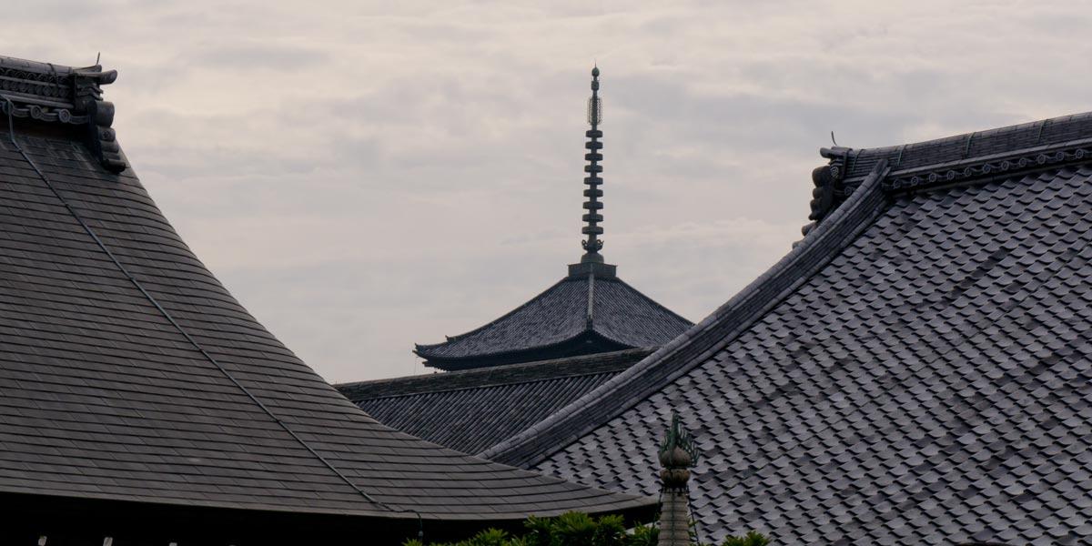 Toji Temple Featured Image