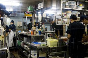 Open Kitchen of Hiro