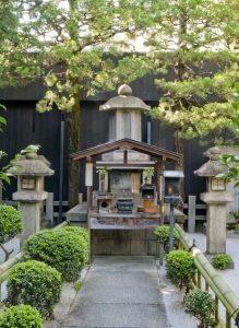 Hidetsugu Tomb