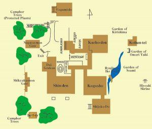 Shorenin Map