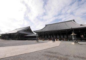 Nishi Honganji Main Buildings