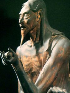 Basu Sennin Stature Image