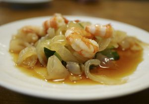 Cold Seafood Apps Image