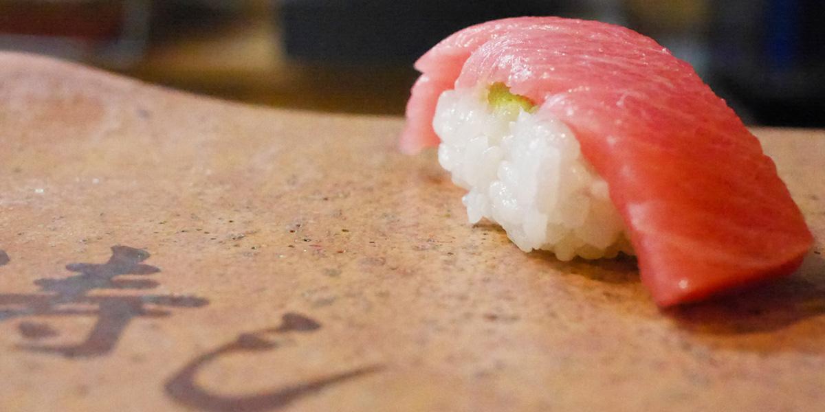 Azuma Sushi Header Image